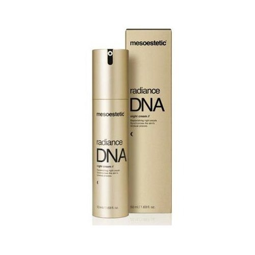Mesoestetic Radiance DNA Night Cream - Krem remodelujący na noc